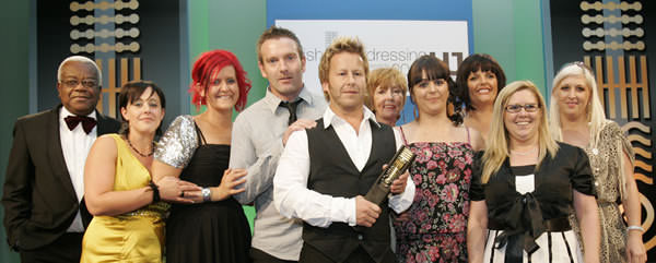 2010 British Hairdressing Business Awards Finalists