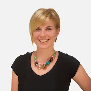 Hayley Chandler, Senior Designer