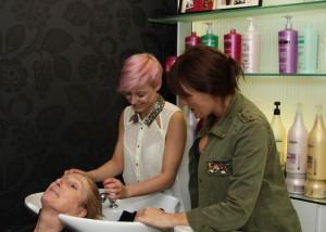 Hairdresser-Training-school
