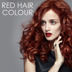 Red Hair Colours – our pick of the best