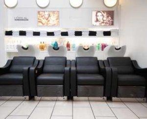 Zappas Hair Salon in Twyford