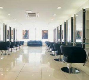 Zappas hair salon in Bean Oak Road, Wokingham