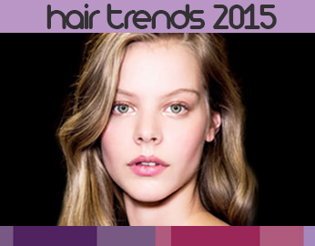 Spring Hair Trends 2015