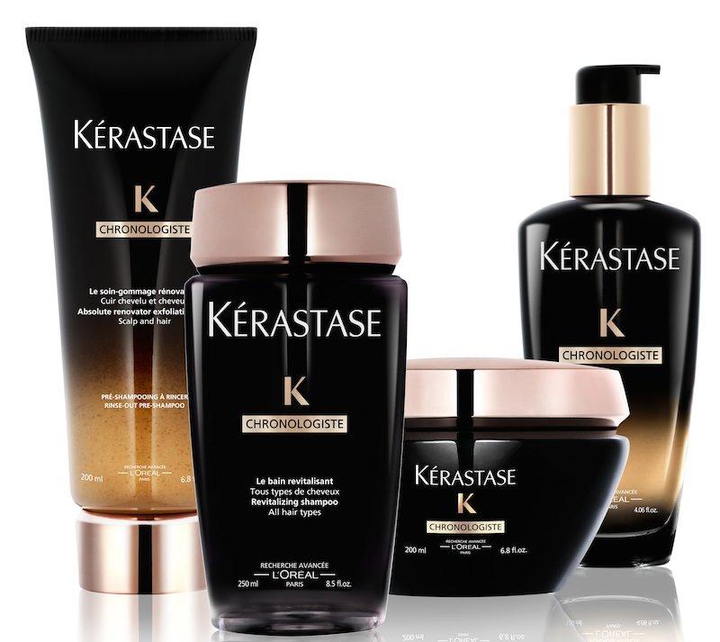 Kerastase chronologiste hair salons hamsphire berkshire for Salon kerastase