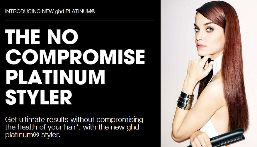 Introducing the ghd Platinum® Styler