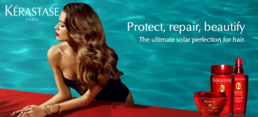 kerastase solar hair protection
