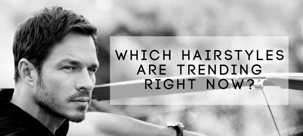 2017 Trending Men's Hairstyles and Cuts for 2017