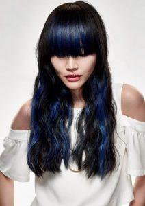 Bold & Bright Hair Colours