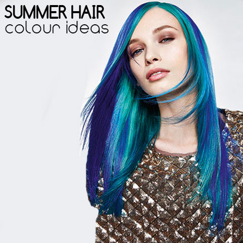 Summer Hair Colour Ideas