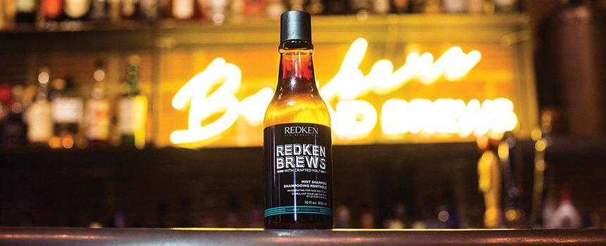 Redken Brews hair products for men, hair salons, fleet, wokingham, crowthorne, caversham