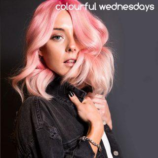 Colourful Wednesdays!