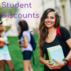 Student Discounts Zappas New