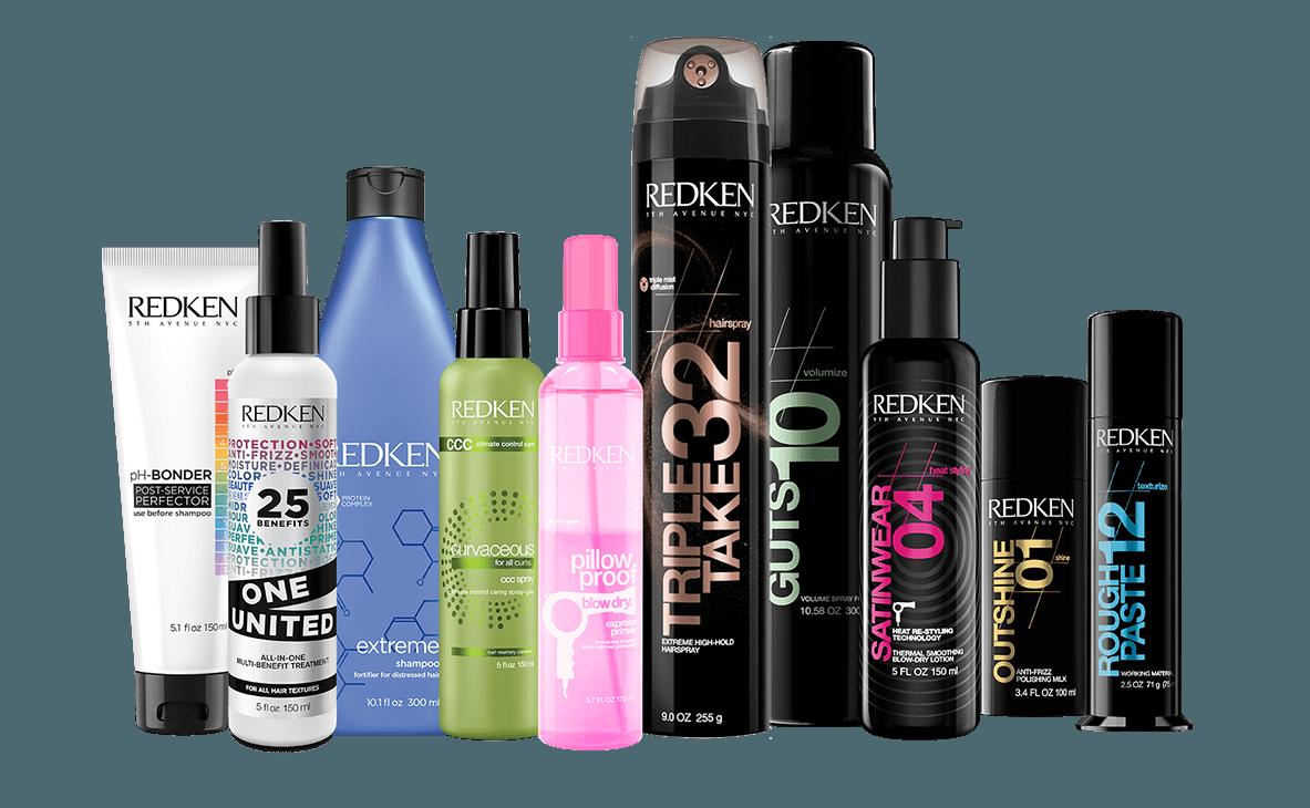 Redken, banner, zappas, hair salons, hampshire, berkshire