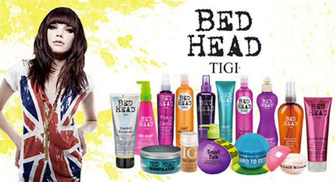 TIGI Bedhead Offers at Zappas Salons