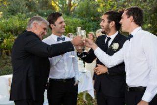 Men's Wedding Day Hairstyles