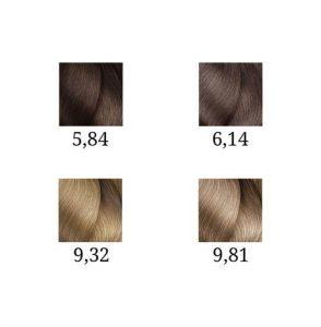 Nude Ombre Hair Colour, L'Oreal, Hai Salon, Zappas, Berkshire, Hampshire