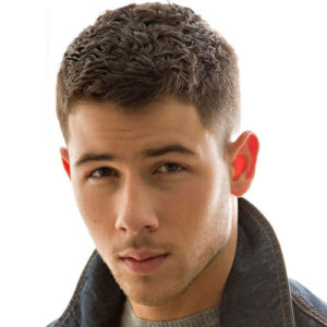Nick Jonas Crew Cut, Men's Hair Cut, Zappas Hair Salon, Berkshire, Hampshire