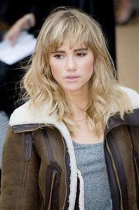 Suki Waterhouse Hair, Fringe, Bangs, Hair Cuts & Styles, Zappas Hair Salons, Berkshire, Hampshire