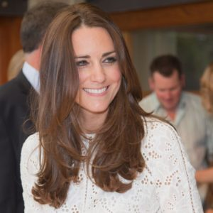 Kate Middleton Hair, Blow Dry, Zappas Hair Salons, Berkshire, Hampshire