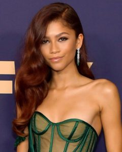 zendaya red hair, Hair Colour, Zappas Hair Salons, Berkshire, Hampshire