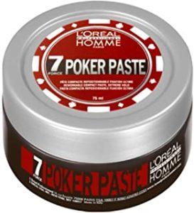 LOreal Poker Paste, Men's Styling, Zappas Salons in Berkshire & Hampshire