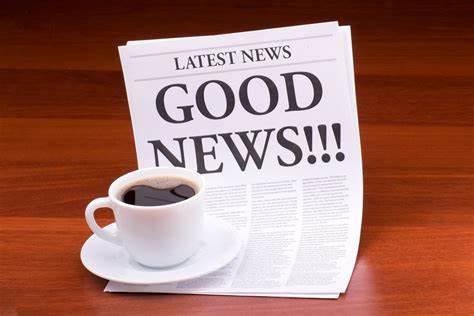 Good News From Around The UK!