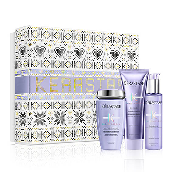 Kérastase Christmas Gift Sets at Zappas!