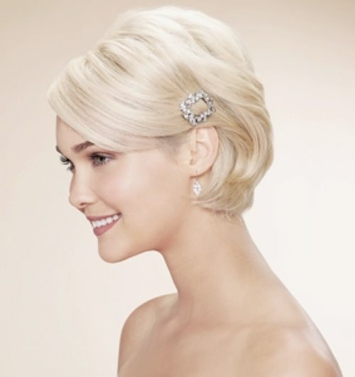 Wedding Hairstyles For Short Bobs: Bridal Hairstyles, Hampshire & Berkshire Hair Salons