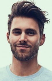 bearded-look-with-quiff