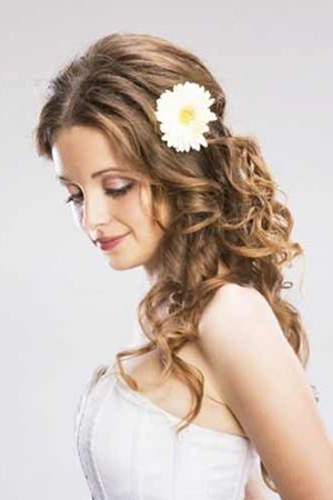 Wedding Hairstyle Ideas @ Zappas